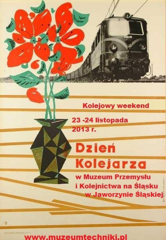 Dzień Kolejarza – Kolejowy weekend w Muzeum Przemysłu i Kolejnictwa na Śląsku