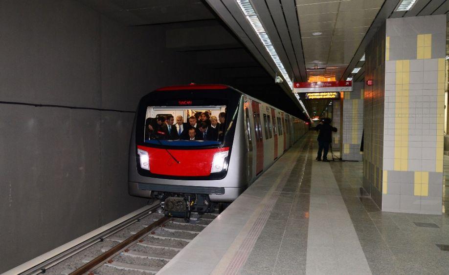 Wczoraj otwarta została linia M3 w Ankarze