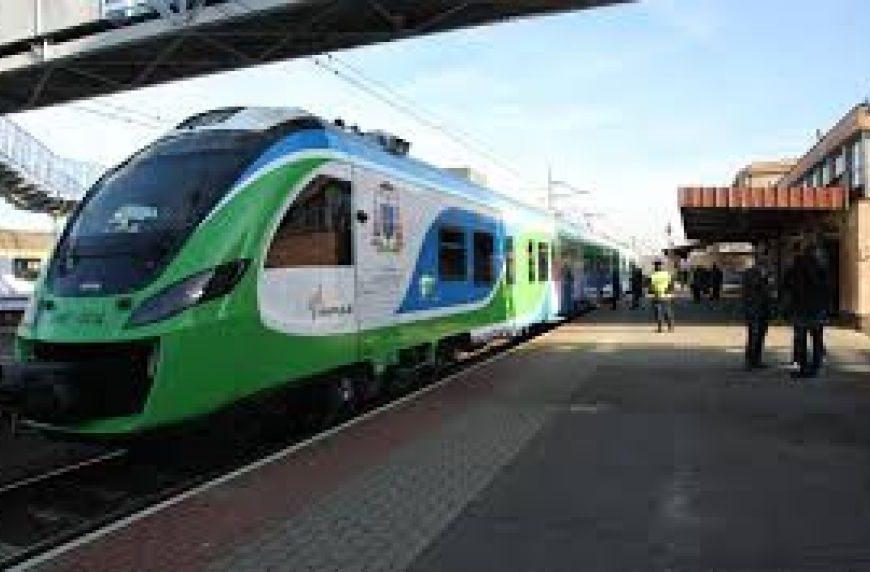 Rozkład jazdy pociągów Podkarpacie