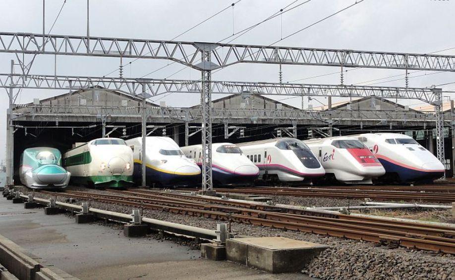 Shinkansen ma już 50 lat!