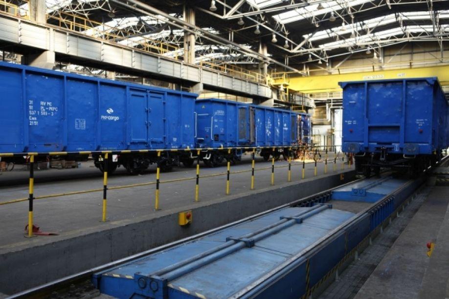 PKP Cargo wprowadza Lean Management w warsztatach napraw taboru