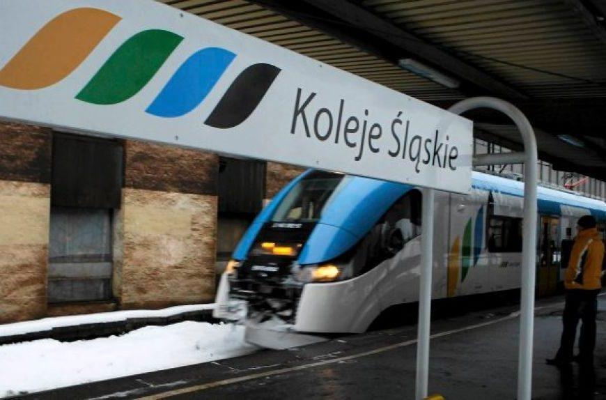 Bezpłatne przejazdy Kolejami Śląskimi
