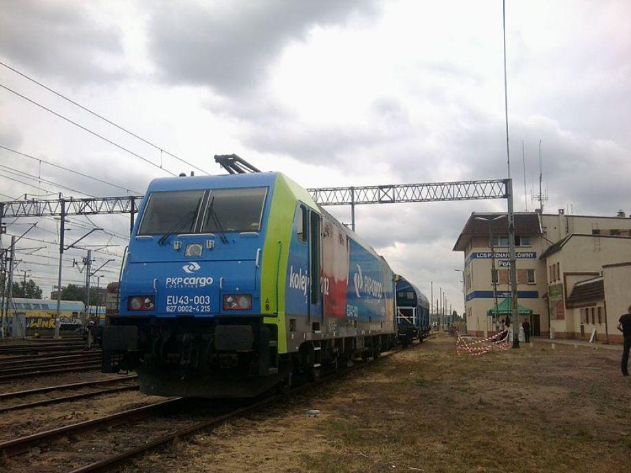 EBOR sprzedał swoje akcje PKP Cargo