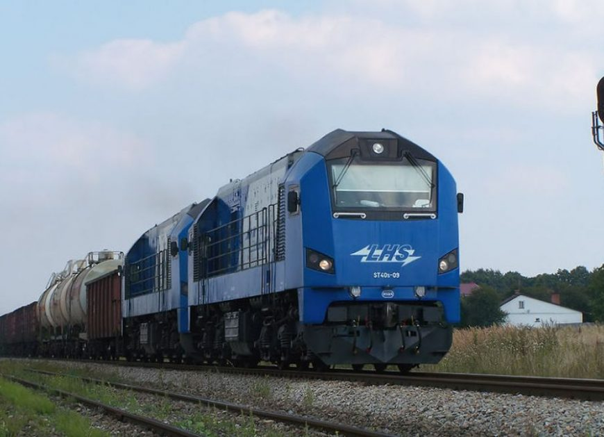 Nakolei.pl - PKP LHS pierwszy kwartał 2018 roku