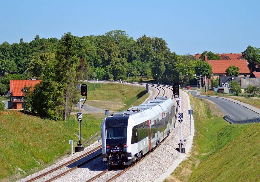 NaKolei.pl - Remont linii Gdańsk Kokoszki - Kartuzy