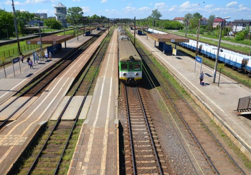 NaKolei.pl - Przewozy kolejowe w 2017 roku