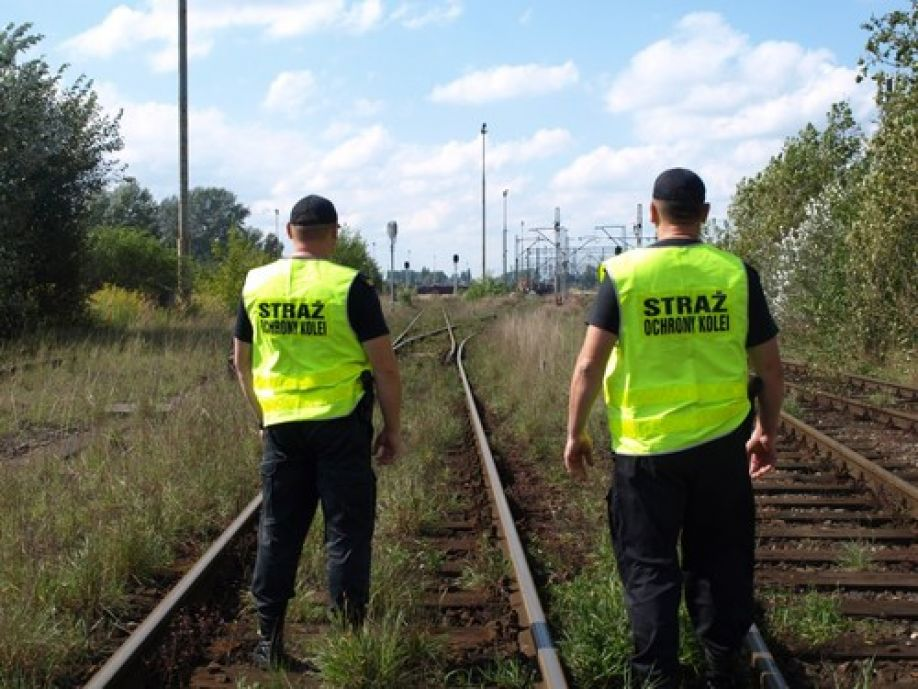 Straż Ochrony Kolei będzie przypominać o zasadach bezpieczeństwa podczas ferii
