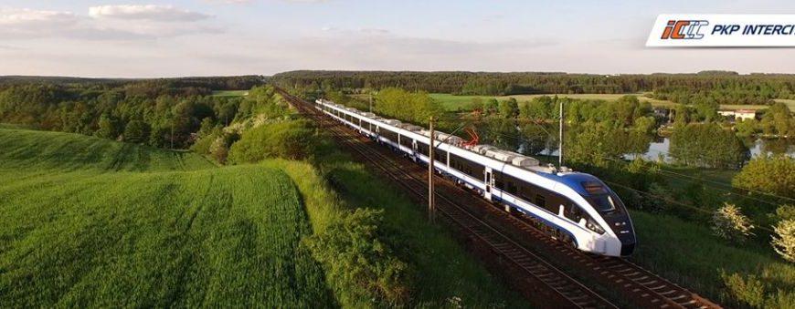 Prędkość pociągów 250 km/h