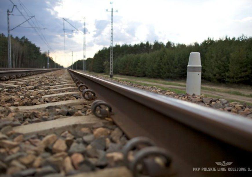 NaKolei.pl - Wiadukt kolejowy w Otwocku-kolejny etap prac i zmiany w ruchu pociągów od 16 lipca