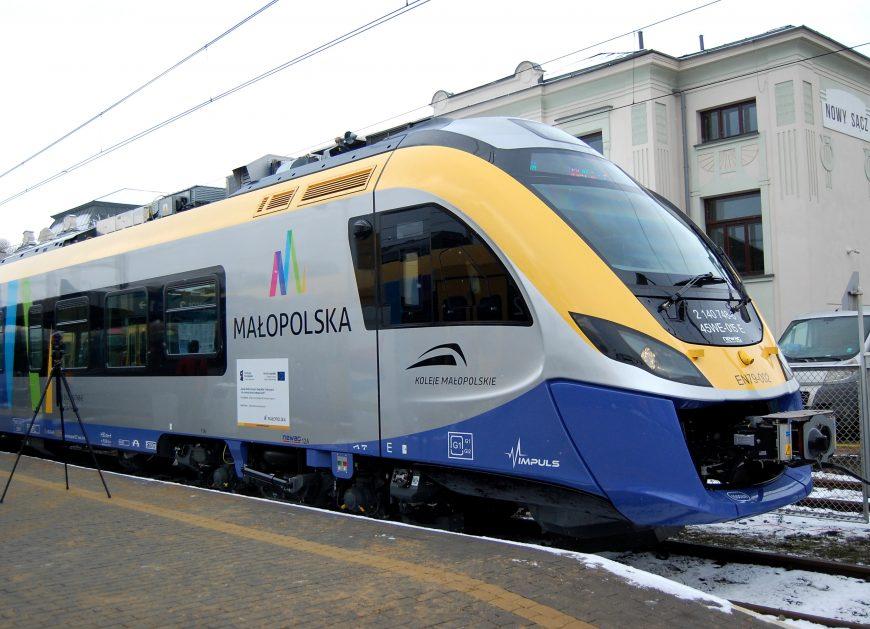 NaKolei.pl - Poszukiwane imię dla pociągu, który będzie jeździł na trasie Kraków-Zakopane