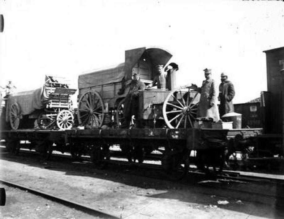 od Czytelników: Historia kolei w regionie kujawsko-pomorskim