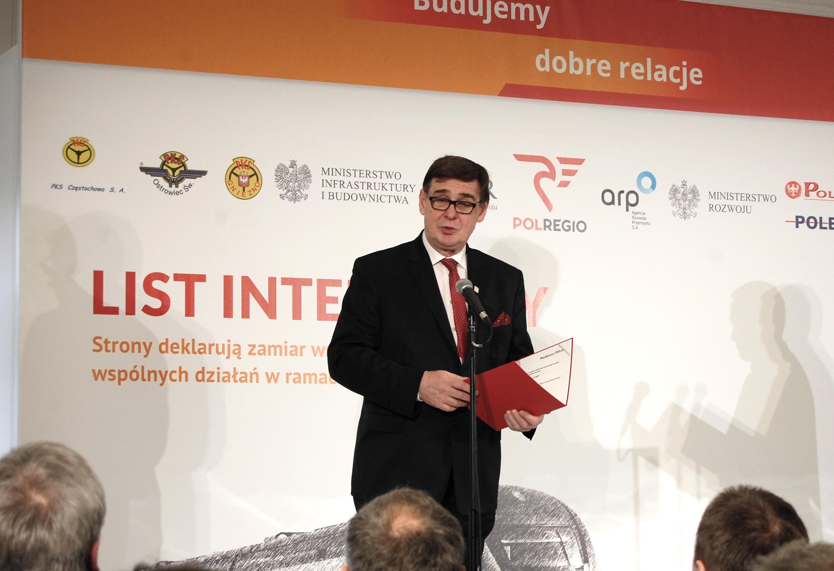 """Podsumowanie roku 2016 – Krzysztof Mamiński: ,,Wierzę, że nasze doświadczenie i odpowiedzialność pozwolą budować przyjazną kolej"""""""