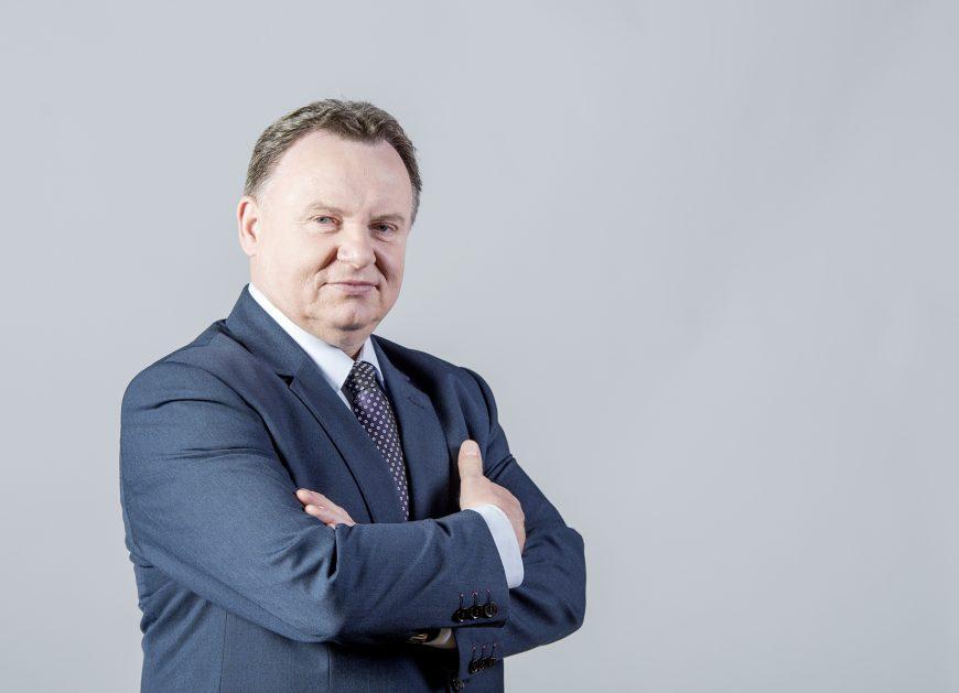NaKolei.pl - Ireneusz Merchel ponownie wybrany na stanowisko prezesa zarządu PKP PLK S.A.