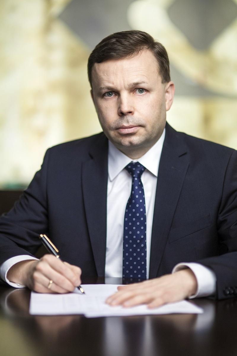 Rezygnacja Libiszewskiego. Krzysztof Mamiński zastąpił go na stanowisku prezesa Związku Pracodawców Kolejowych