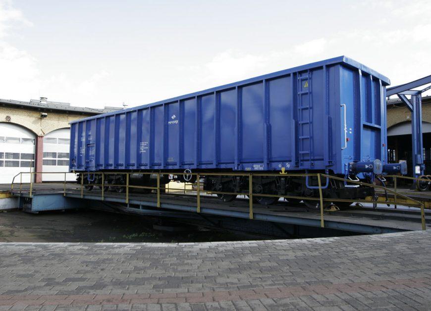 Fabryka wagonów w Gniewczynie