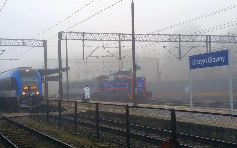 Inwestycje kolejowe warmińsko-mazurskiea