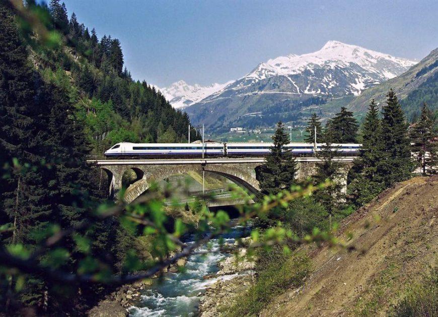 NaKolei.pl - Bilet Interrail - warto o nim pamiętać planując zagraniczne podróże