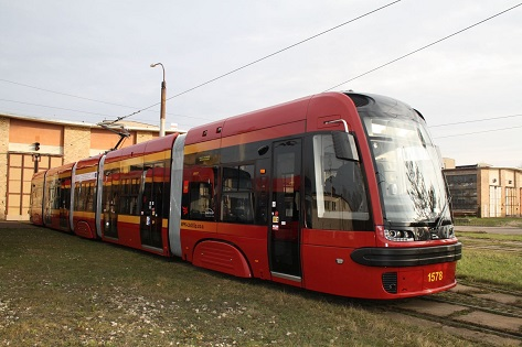 Łódź inwestycje tramwajowe