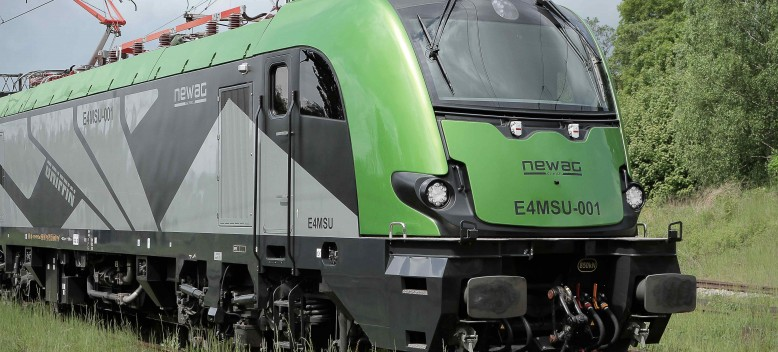PKP Intercity lokomotywy