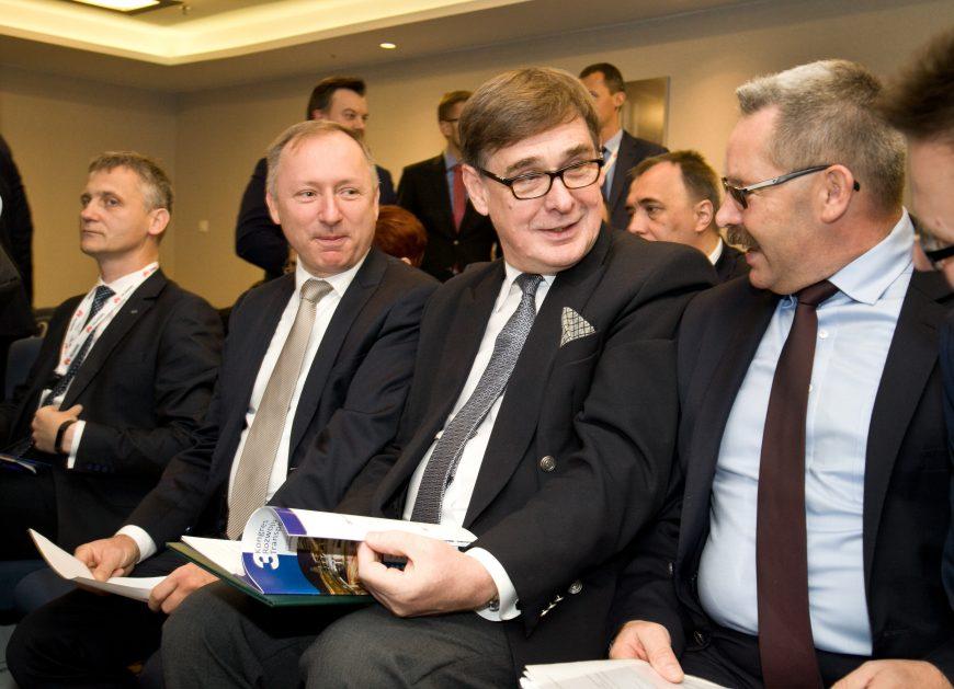 Mamiński rezygnuje z p.o. prezesa PKP CARGO