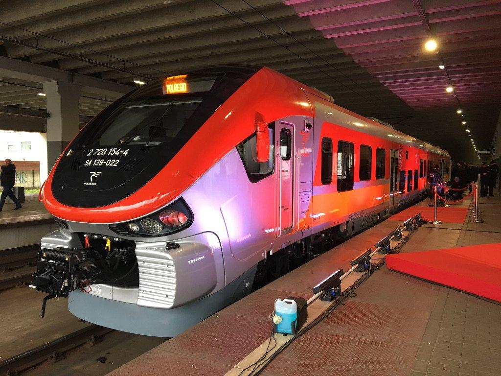 NaKolei.pl - Dożynki Prezydenckie w Spale. Pojadą tam specjalne pociągi POLREGIO z Łodzi Kaliskiej