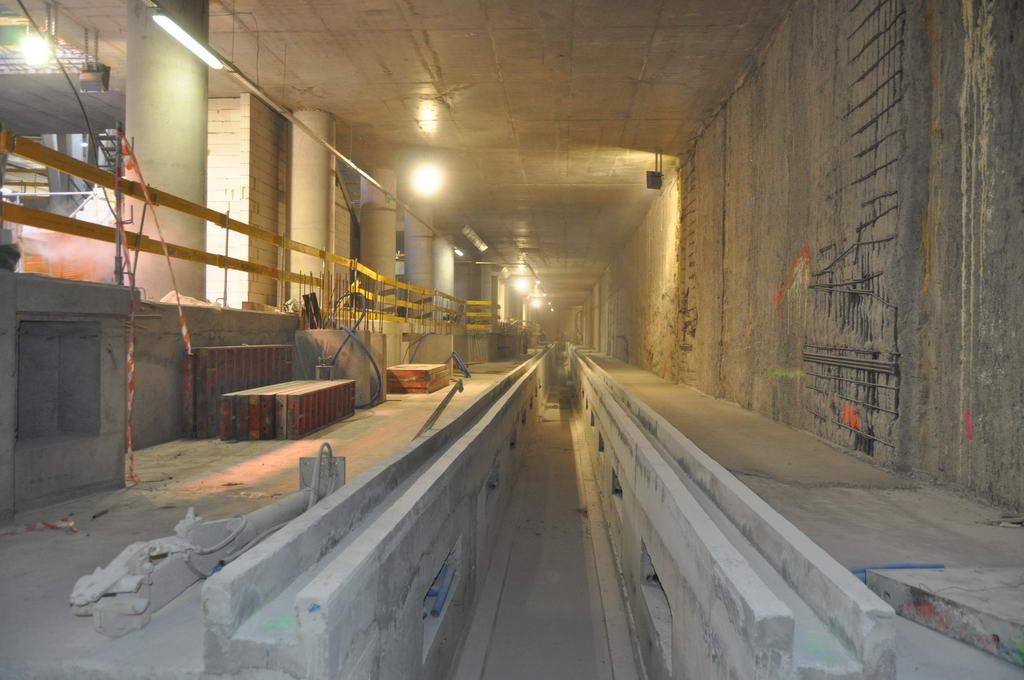 Rozbudowa II linii metra na Bemowie: Dwie oferty w przetargu. Wsród konsorcjum firm jest Astaldi