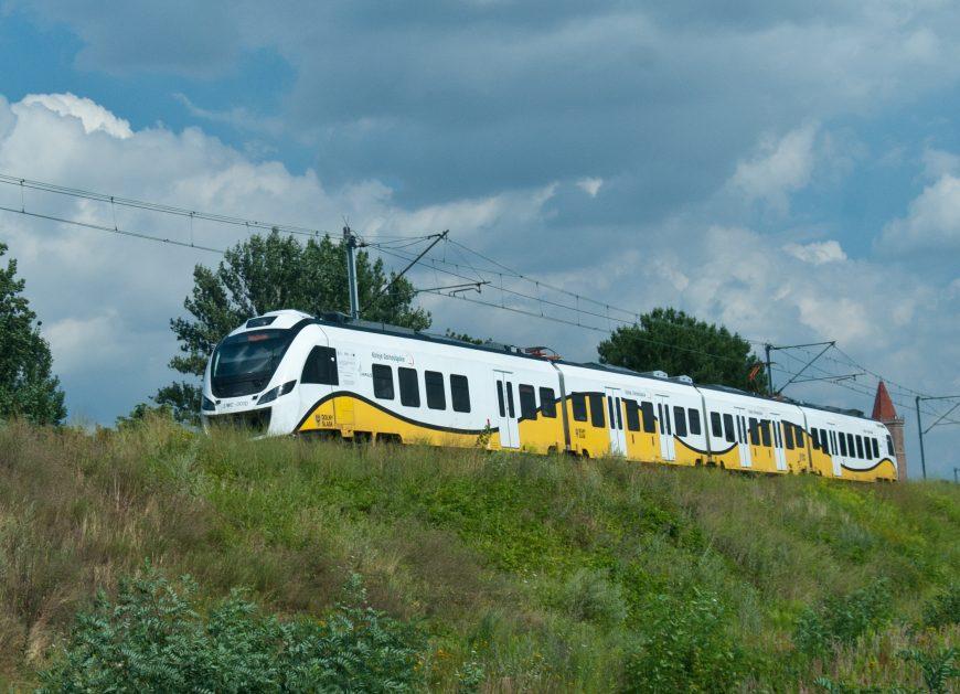 NaKolei.pl - Nie tylko linia D5 ze zmianami w kursowaniu pociągów KD