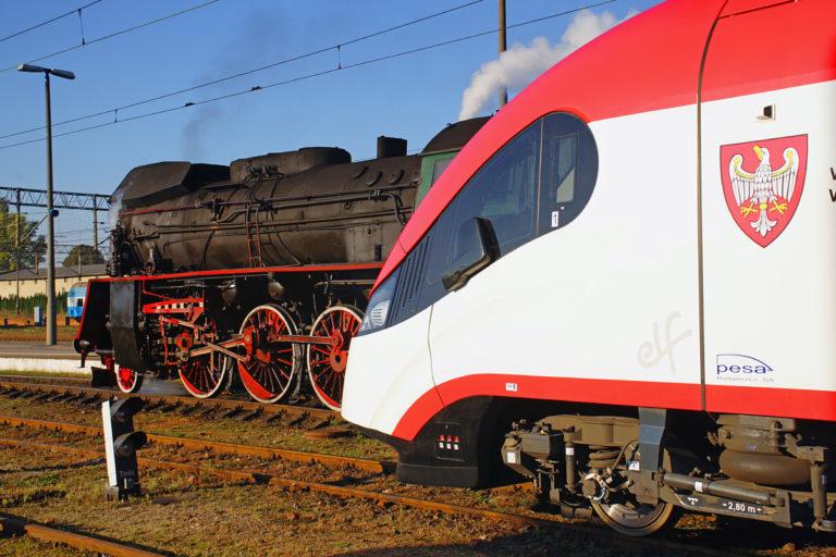NaKolei.pl - Kolej Żelazna Starogrodzko-Poznańska: 170 lat temu do Poznania wjechał pierwszy pociąg