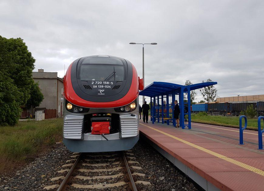 NaKolei.pl - Mniej pasażerów w marcu 2018