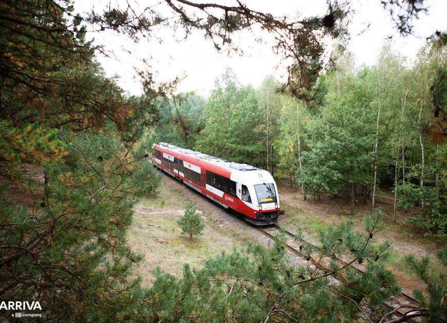 NaKolei.pl - Kolej na Hel. Arriva Polska 23 czerwca uruchomi dodatkowe wakacyjne pociągi