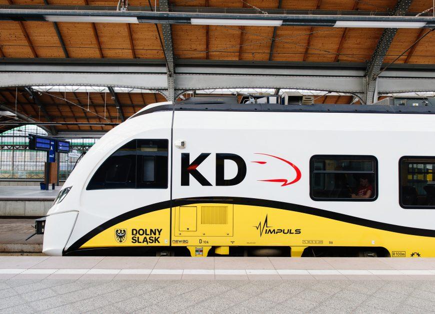 NaKolei.pl - Zmiany w rozkładzie jazdy pociągów KD. Na trasę wróci m.in. Pociąg do Kultury