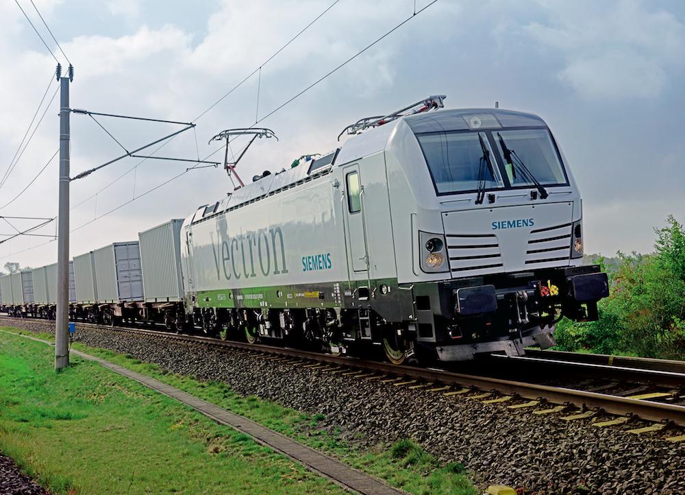 Siemens wykonał świetną robotę z Vectronami