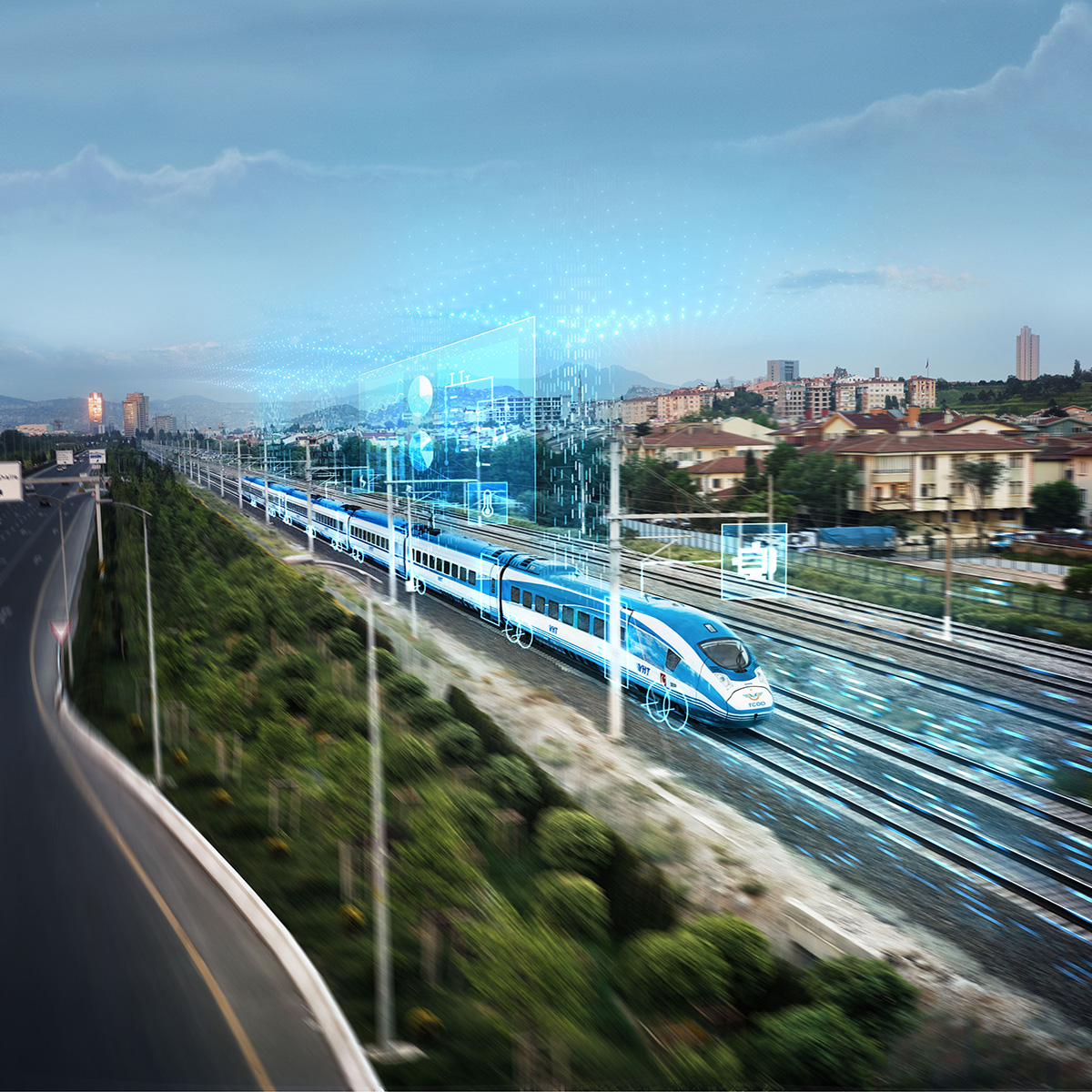 """Siemens zmodernizuje lokomotywy DB Cargo. Czeka je m.in. połączenie z systemem ,,TechLOK"""""""