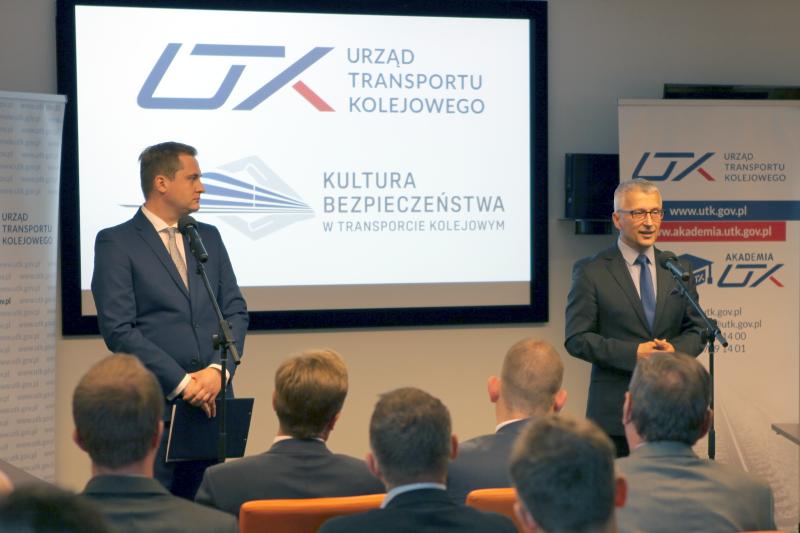 NaKolei.pl - Priorytety UTK w 2018 roku