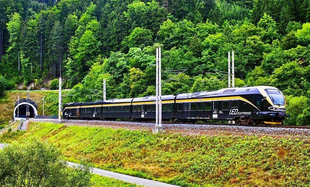LEO Express z otwartym dostępem na trasie Praha-Kraków