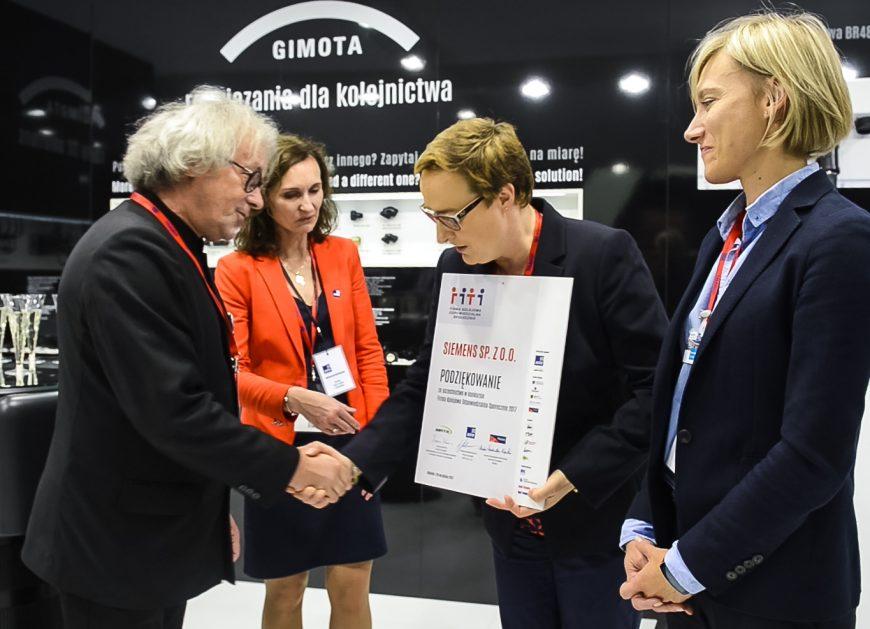 Siemens na TRAKO 2017