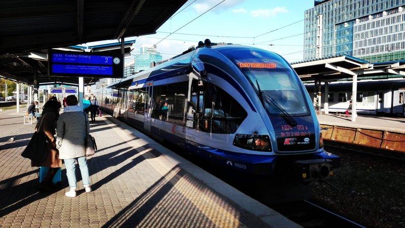 Projekt zmian w prawie kolejowym
