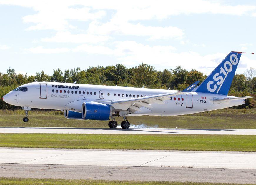Airbus przejmuje od Bombardiera program pasażerskich odrzutowców