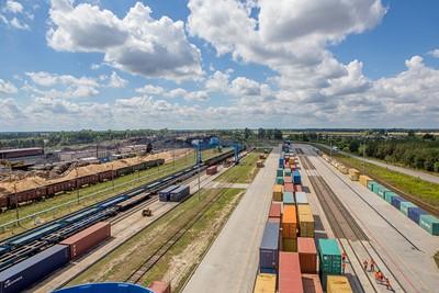 NaKolei.pl - Projekty intermodalne - Spółki Grupy PKP CARGO chcą dofinansowania