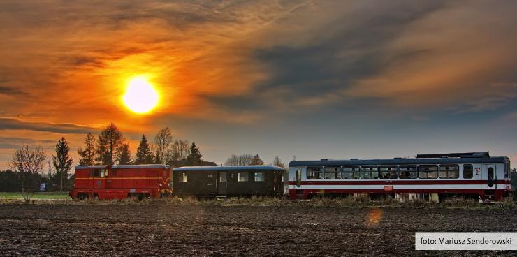Przejazd Srebrnym Pociągiem już 8 października