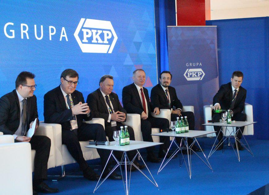 Mamiński: Do końca roku projekt struktury holdingowej Grupy PKP