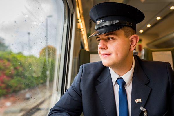 najmłodszy kierownik pociągu w PKP Intercity