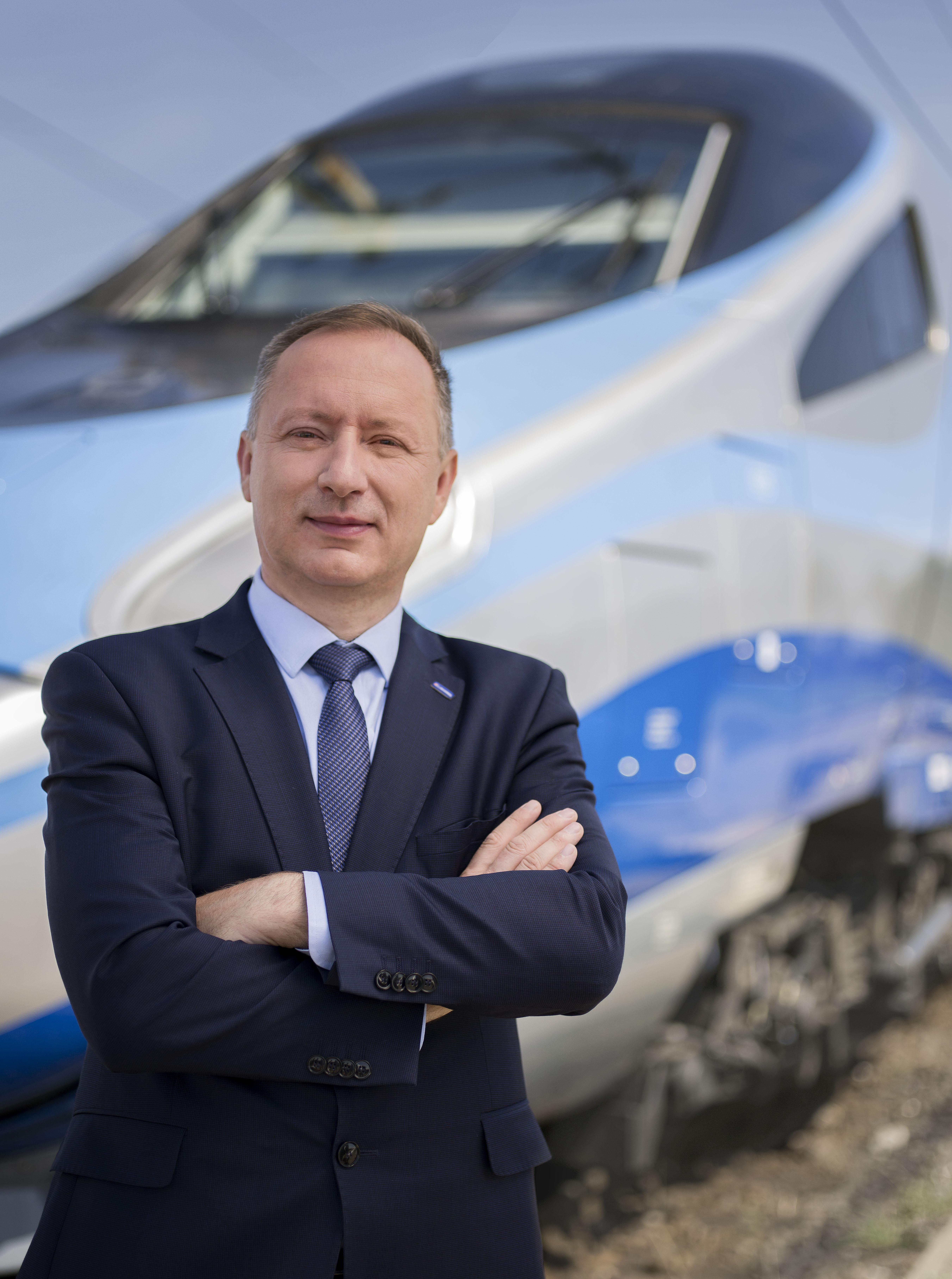 PKP Intercity: Dążymy w kierunku realizacji wieloletnich zadań na dostawę długich serii pojazdów