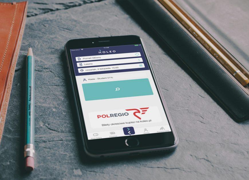 NaKolei.pl-POLREGIO wznawia współpracę z KOLEO