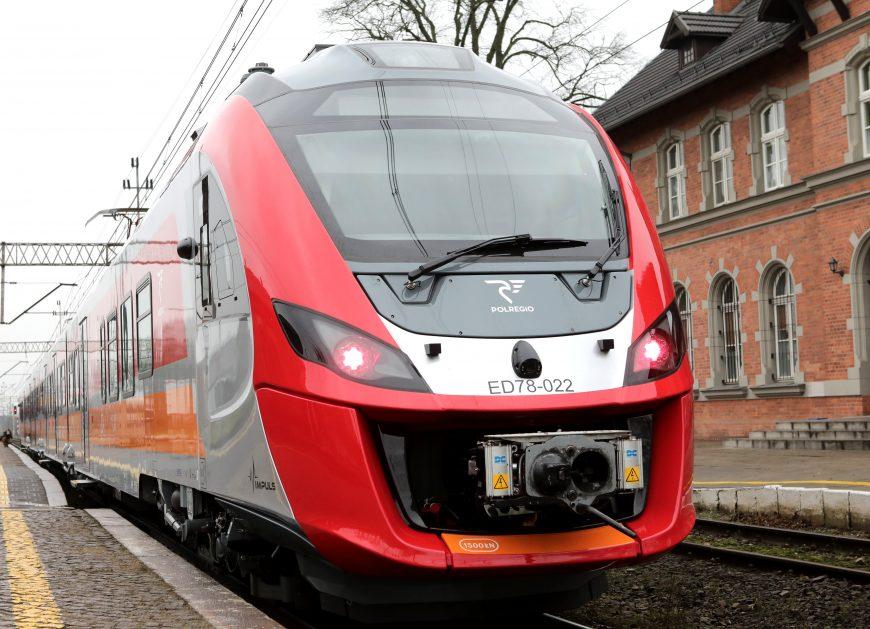 NaKolei.pl - Przewozy Regionalne wolny dostęp