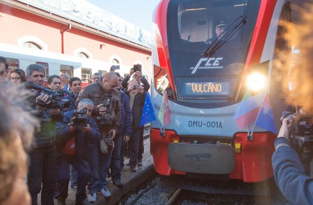 pojazdy NEWAGU pojadą do Włoch