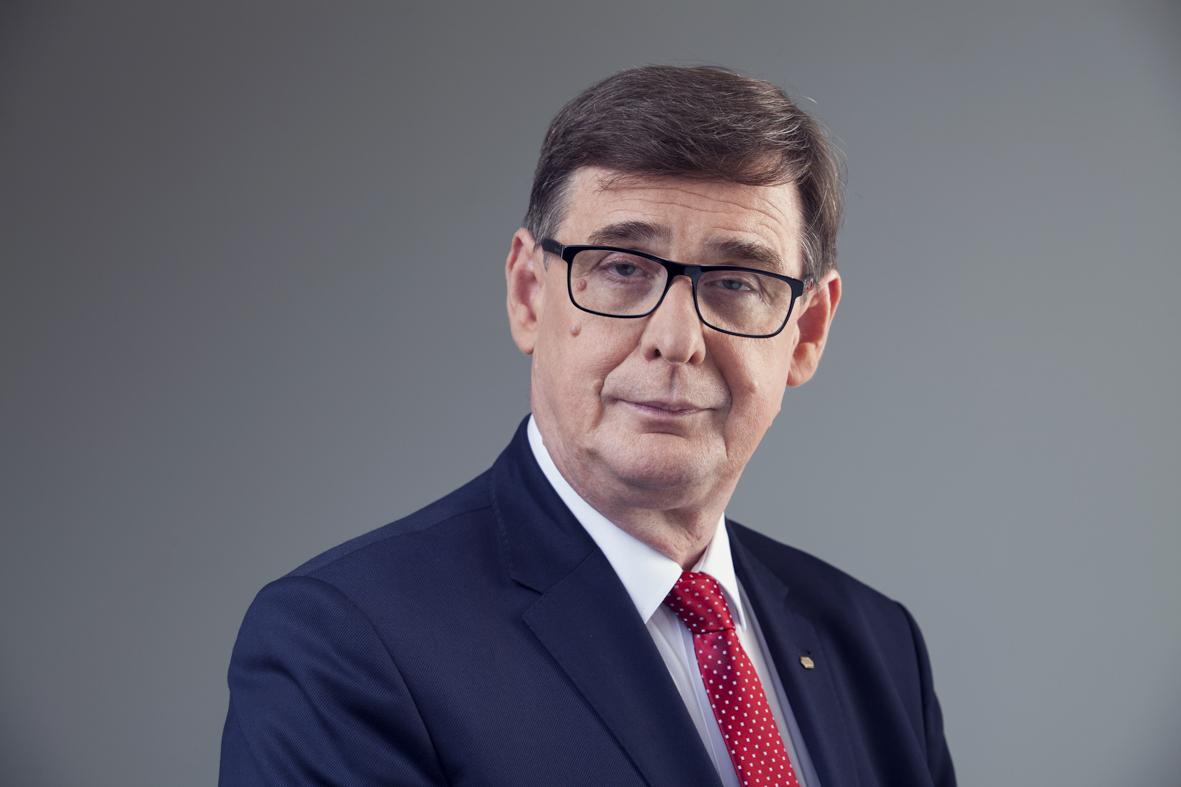 """Krzysztof Mamiński, prezes PKP S.A. podsumowuje 2017 rok: ,,Lata kolejne to szereg trudnych i ważnych wyzwań."""""""