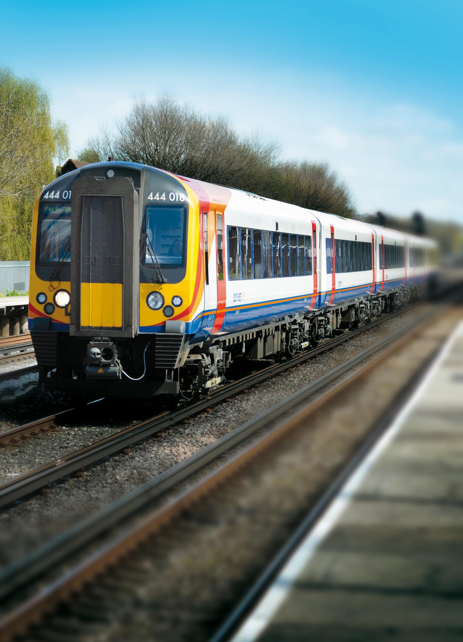 W 2018 roku Siemens odnowi tabor brytyjskiego South Western Railway