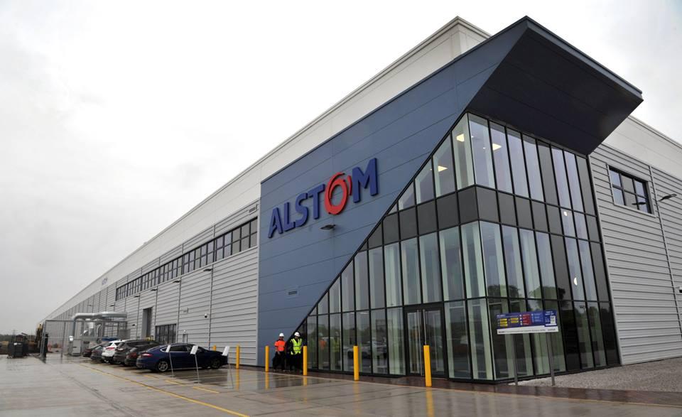 Alstom chwali się dobrymi wynikami