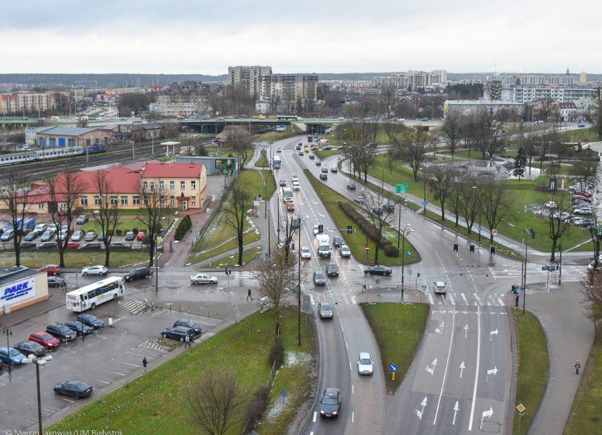 Białystok centrum przesiadkowe
